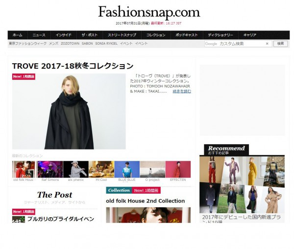 fashionsnap