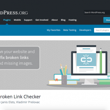 broken link checker